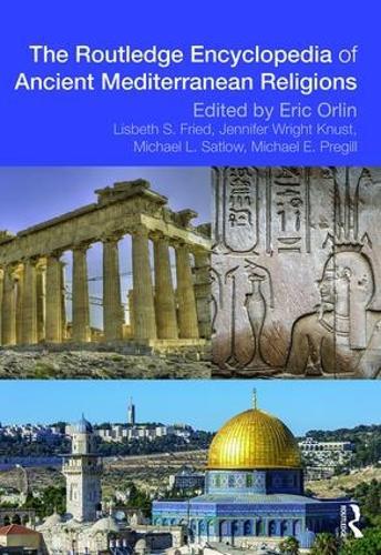 Routledge Encyclopedia of Ancient Mediterranean Religions (Hardback)