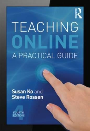 Teaching Online: A Practical Guide (Paperback)