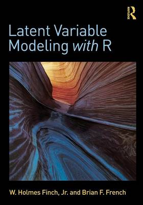 Latent Variable Modeling with R (Paperback)