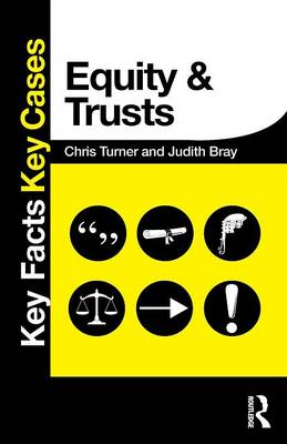 Equity and Trusts - Key Facts Key Cases (Paperback)
