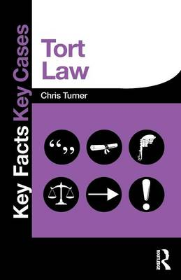 Tort Law - Key Facts Key Cases (Paperback)