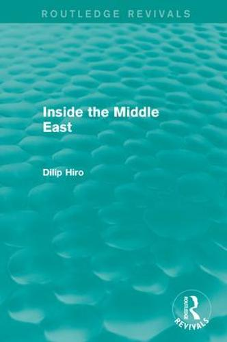 Inside the Middle East (Paperback)