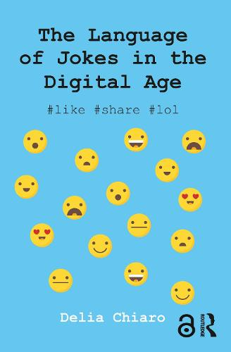 The Language of Jokes in the Digital Age: Viral Humour (Paperback)