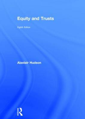Equity and Trusts (Hardback)