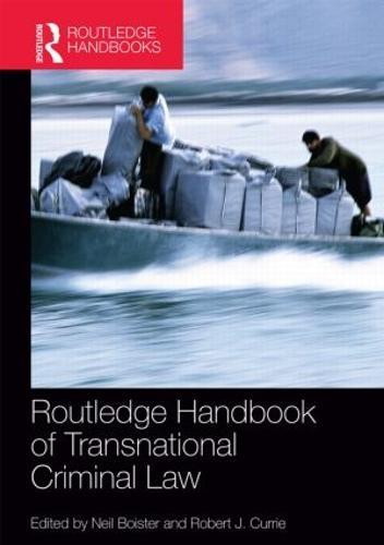 Routledge Handbook of Transnational Criminal Law (Hardback)