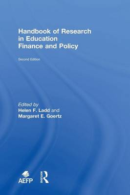 Handbook of Research in Education Finance and Policy (Hardback)