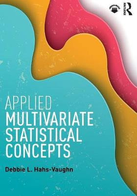 Applied Multivariate Statistical Concepts (Paperback)