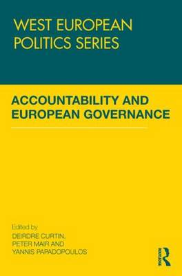 Accountability and European Governance (Paperback)