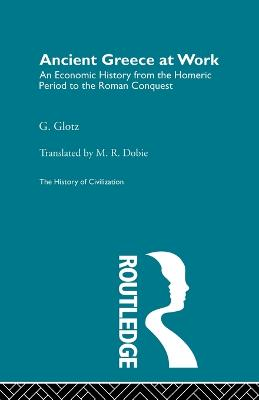 Ancient Greece at Work (Paperback)