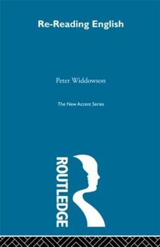 Re-Reading English (Paperback)