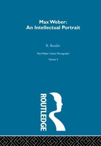 Max Weber:Intelct Portrait V 2 (Paperback)
