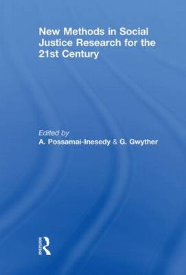 New Methods in Social Justice Research for the Twenty-First Century (Paperback)