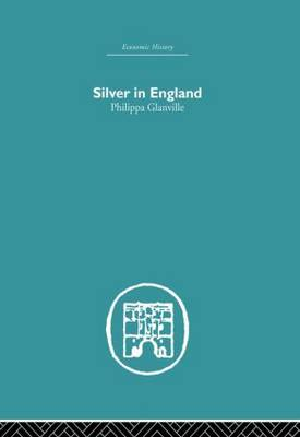 Silver in England (Paperback)