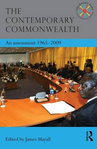 The Contemporary Commonwealth: An Assessment 1965-2009 (Paperback)
