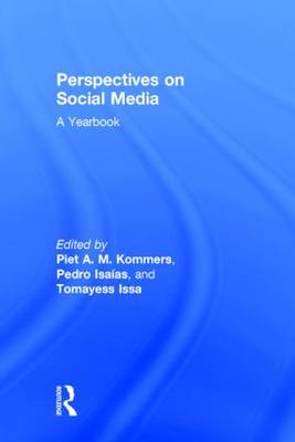 Perspectives on Social Media: A Yearbook (Hardback)