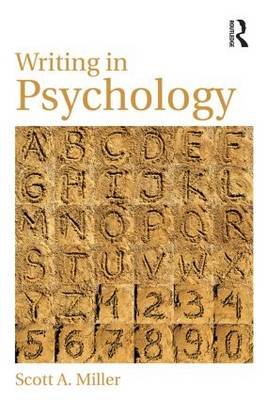 Writing in Psychology (Paperback)