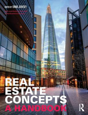 Real Estate Concepts: A Handbook (Paperback)