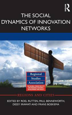 The Social Dynamics of Innovation Networks - Regions and Cities (Hardback)