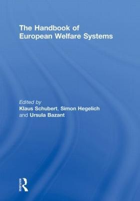 The Handbook of European Welfare Systems (Paperback)