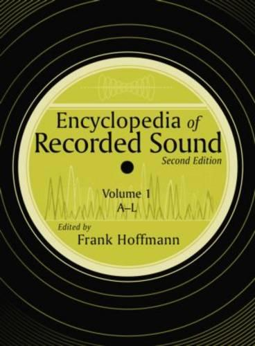 Encyclopedia of Recorded Sound (Paperback)