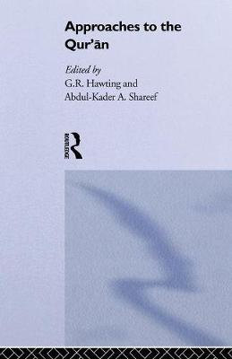 Approaches to the Qur'an - SOAS/Routledge Studies on the Middle East (Paperback)