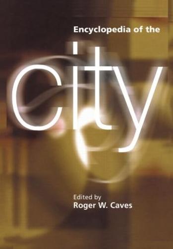 Encyclopedia of the City (Paperback)