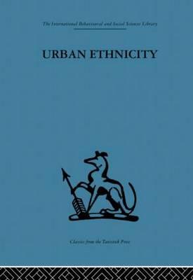 Urban Ethnicity (Paperback)