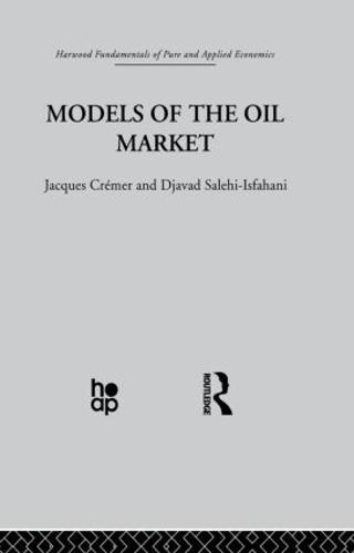 Models of the Oil Market (Paperback)