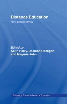 Distance Education: New Perspectives - Routledge Studies in Distance Education (Paperback)