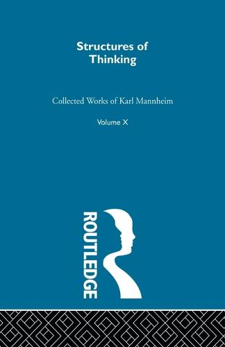 Structures Of Thinking V10 (Paperback)