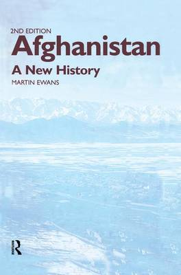 Afghanistan - A New History (Paperback)