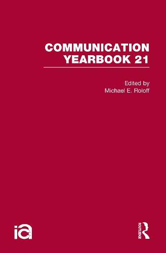Communication Yearbook 21 (Hardback)