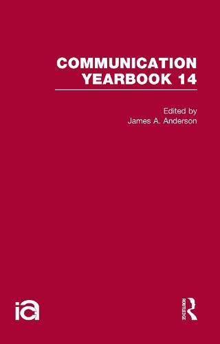 Communication Yearbook 14 (Hardback)
