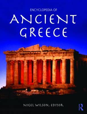 Encyclopedia of Ancient Greece (Paperback)