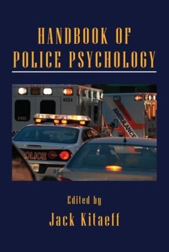 Handbook of Police Psychology (Hardback)