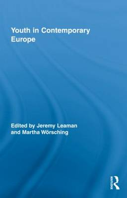 Youth in Contemporary Europe (Hardback)