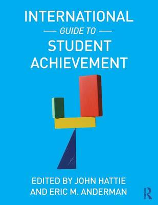 International Guide to Student Achievement - Educational Psychology Handbook (Paperback)