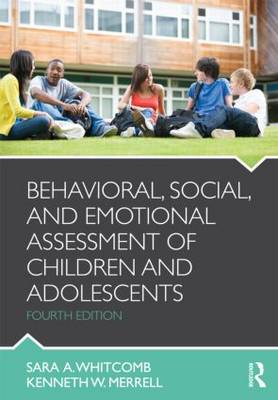 Behavioral, Social, and Emotional Assessment of Children and Adolescents (Paperback)