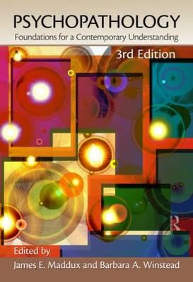 Psychopathology: Foundations for a Contemporary Understanding (Hardback)