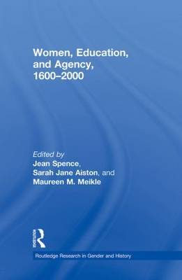 Women, Education, and Agency, 1600-2000 (Paperback)