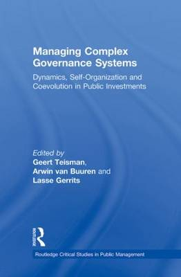 Managing Complex Governance Systems (Paperback)
