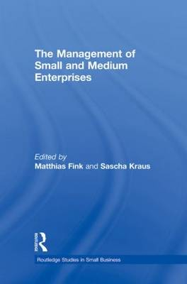 The Management of Small and Medium Enterprises (Paperback)