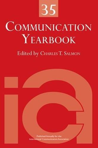 Communication Yearbook 35 (Hardback)