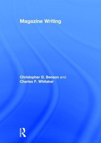 Magazine Writing (Hardback)