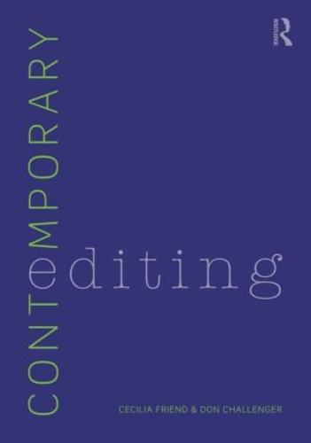 Contemporary Editing (Paperback)