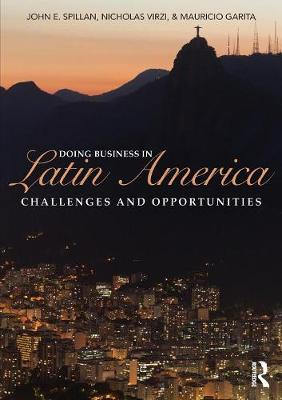 Doing Business In Latin America: Challenges and Opportunities (Paperback)