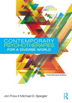 Contemporary Psychotherapies for a Diverse World (Hardback)