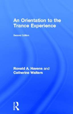 Orientation To The Trance Experience (CD-Audio)