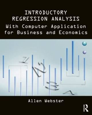 Introductory Regression Analysis: with Computer Application for Business and Economics (Paperback)