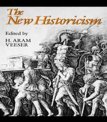 The New Historicism (Paperback)